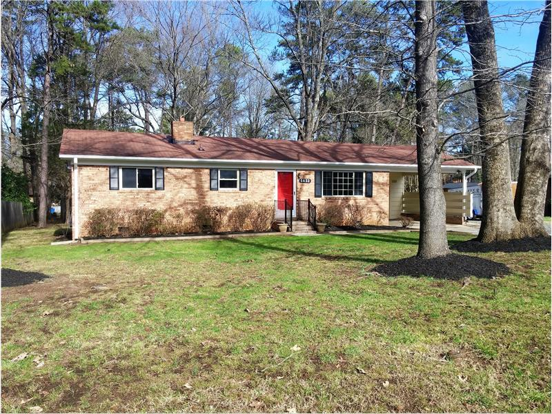 1432 kirkwood dr durham nc 27705 2138 ranch home for